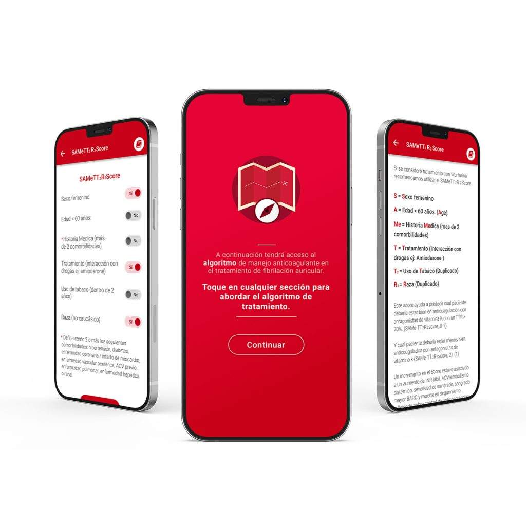 Mobile Solution for a Medical foundation User interface (UI) / User Experience (UX)