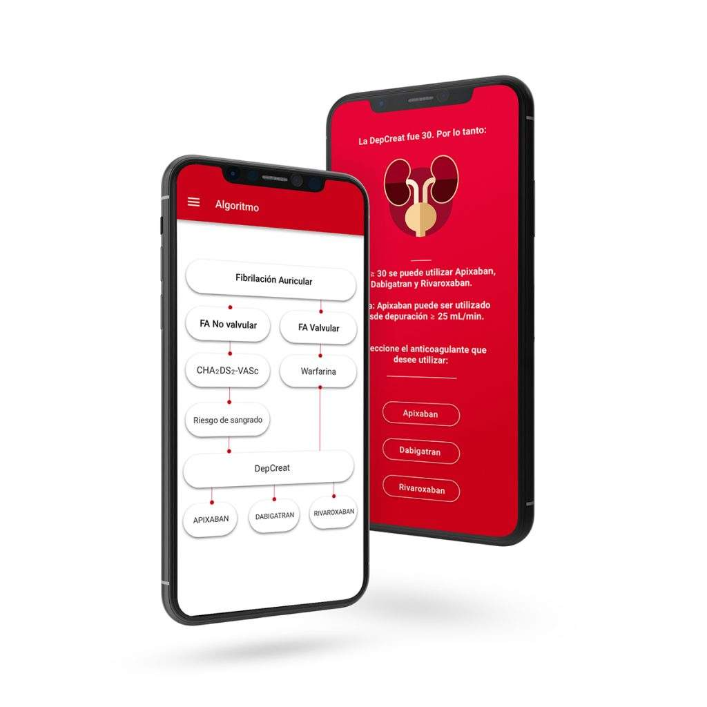 Mobile Solution for a Medical foundation Colombian Society of Cardiology